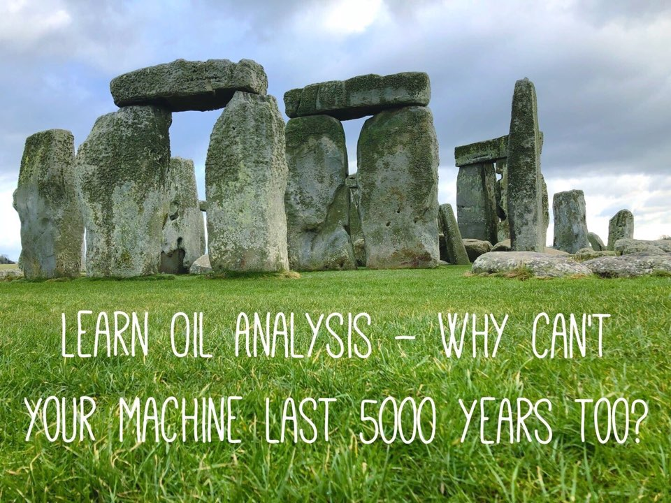 Can you make your lube oil last 5000 years?