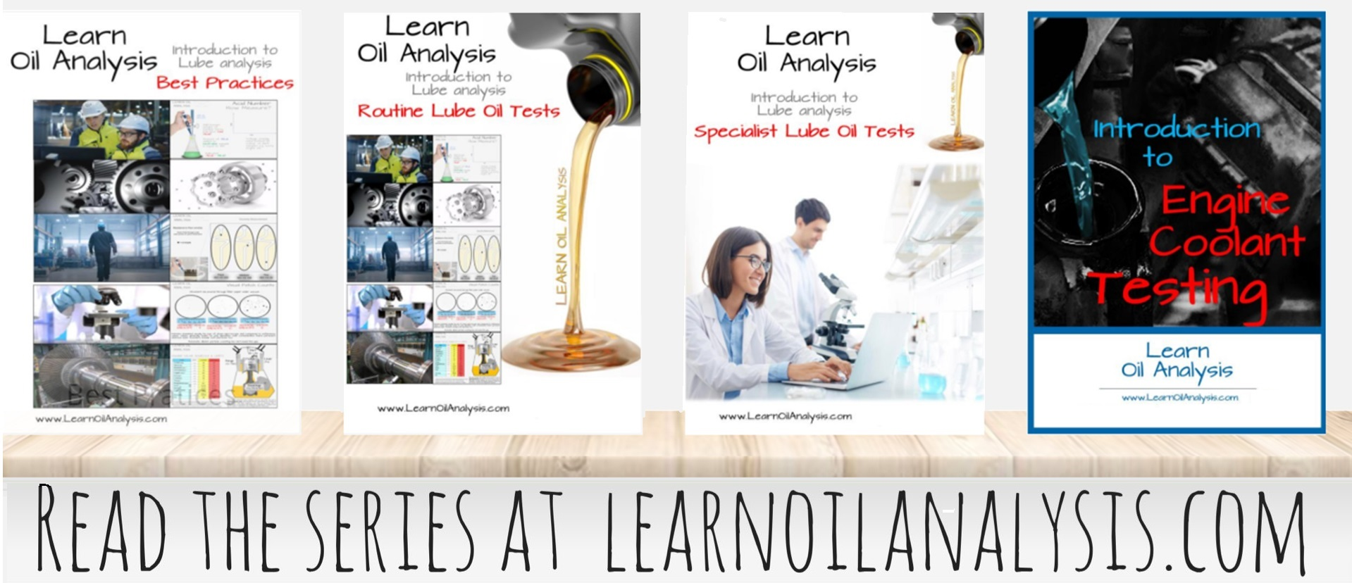 learn oil analysis download book picture Learn used oil analysis sample testing, lubrication reliability maintenance, predictive lab diagnostics to reduce costs & boost profits.