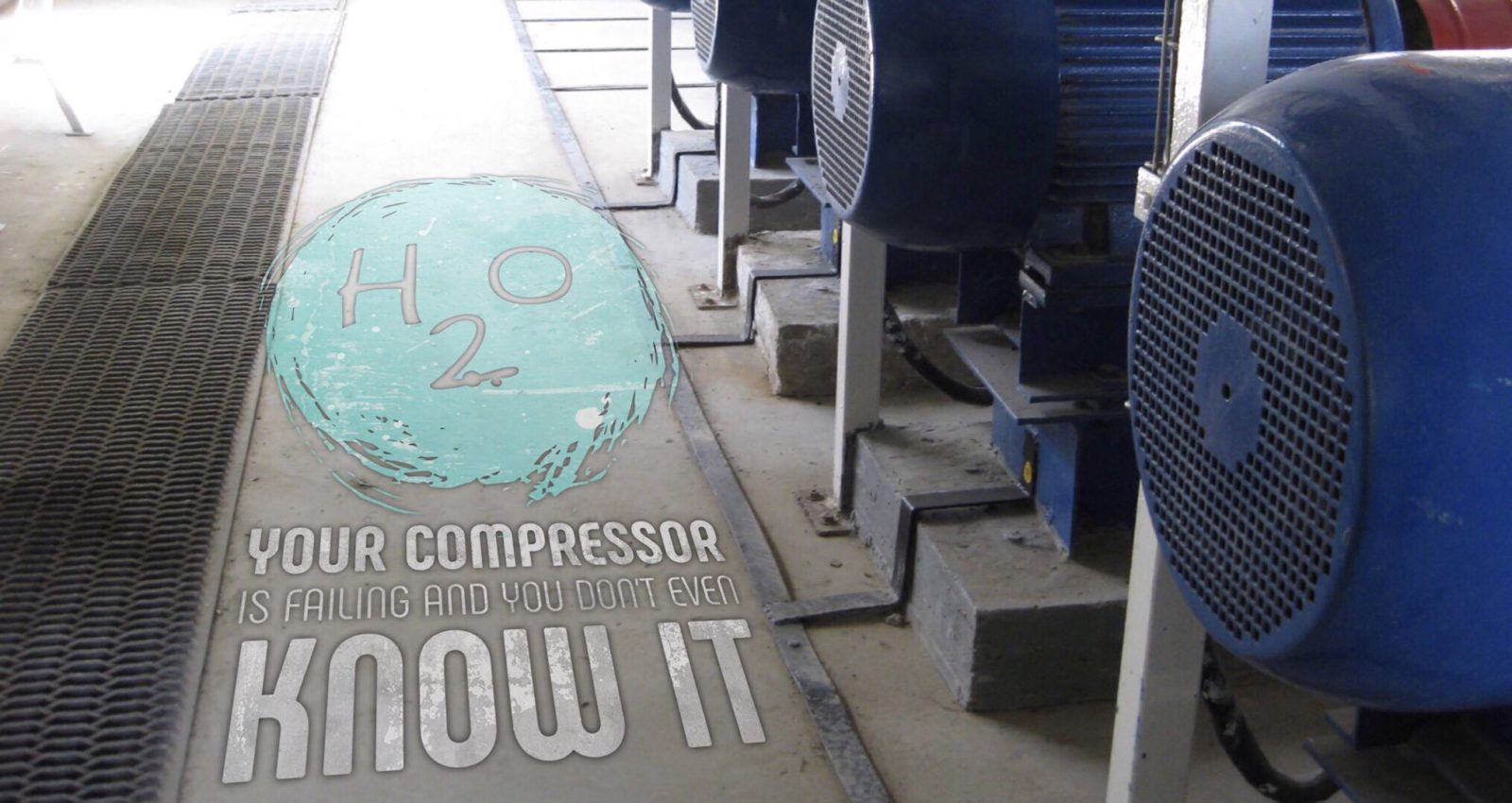 Your compressor is failing and you don't even know it